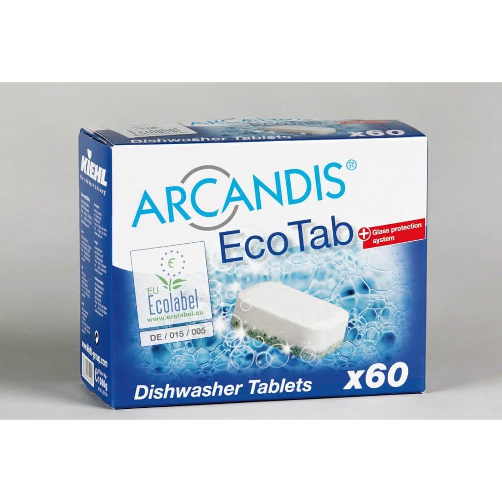 KIEHL ARCANDIS®-EcoTab 60 szt Tabletki do zmywarki
